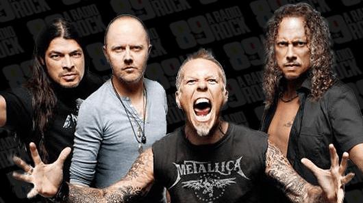 Metallica no Brasil