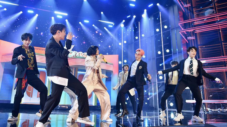 BTS e Halsey VMA 2019