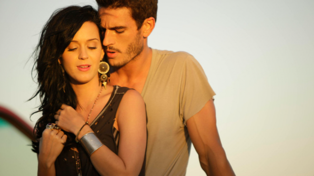katy perry e Josh Kloss