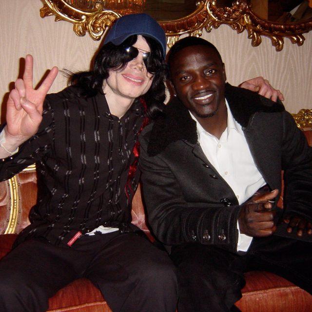 Akon fala sobre Michael Jackson