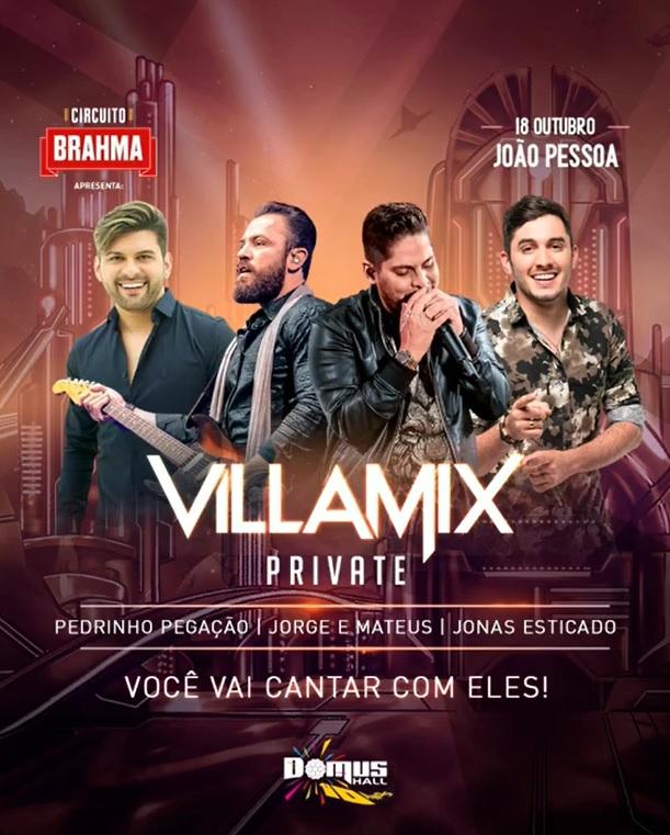 VillaMix João Pessoa