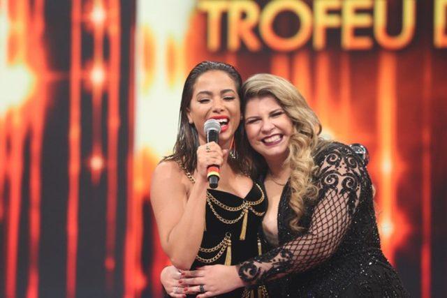 Anitta e Marília Mendonça