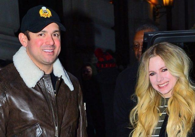 Avril Lavigne e Phillip Sarofim