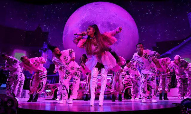 Álbum ao vivo de Ariana Grande Picture: Getty Images