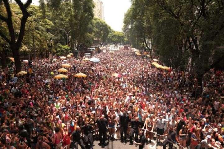 Carnaval de Rua 2020 em São Paulo