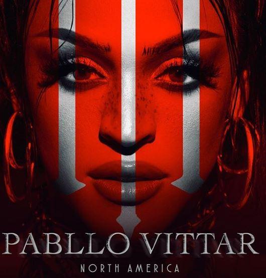Pabllo Vittar 111 Tour