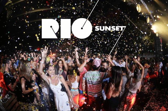 Rio Sunset Paixão de Carnaval 2020