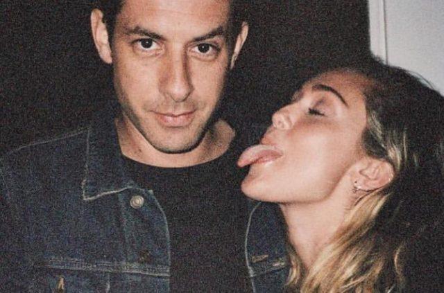 Miley Cyrus e Mark Ronson