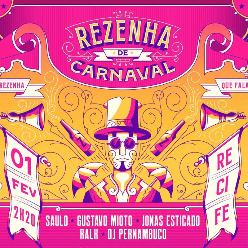 REZENHA DE CARNAVAL 2K20 - Recife-PE