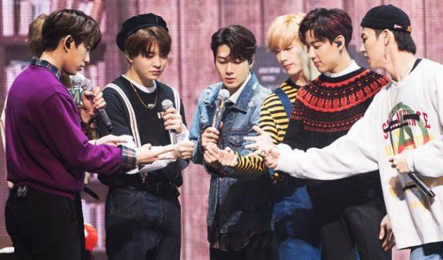 Grupos de K-pop JYP Entertainment