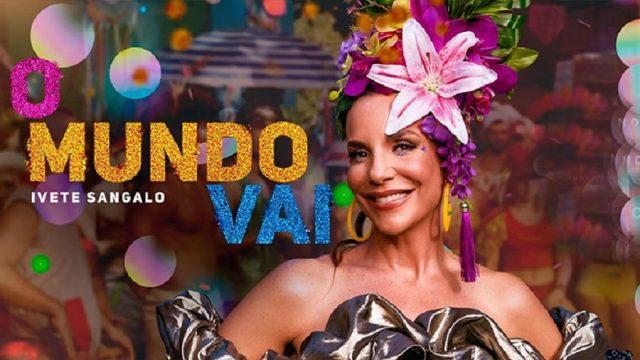 Ivete Sangalo no Carnaval 2020