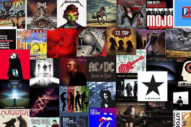 melhores álbuns de Rock da década de 90
