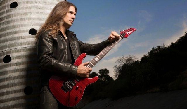 Kiko Loureiro Megadeth