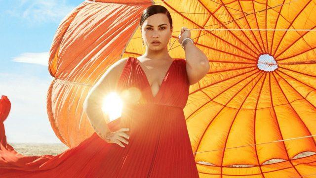 Demi Lovato Alexi Lubomirski / Harper's Bazaar