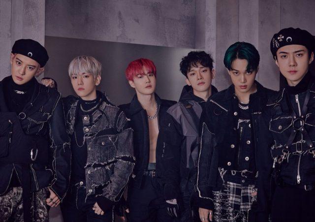 membros do EXO