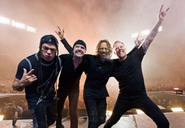 Metallica Live in Brazil (1993-2017)
