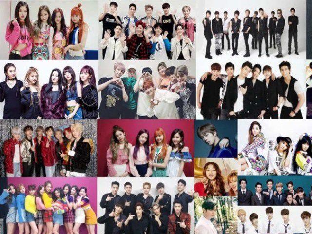 melhores músicas do K-pop em 2020