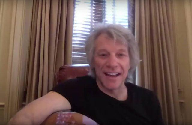 Jon Bon Jovi aulas online