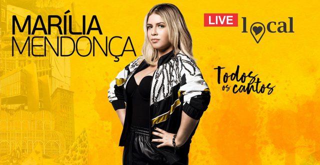 Live Marília Mendonça