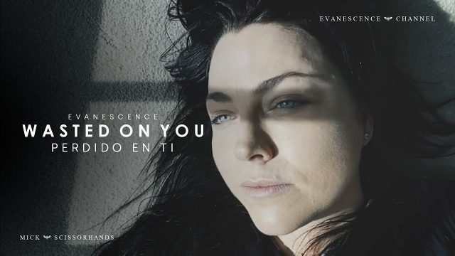 Wasted on You, Evanescence