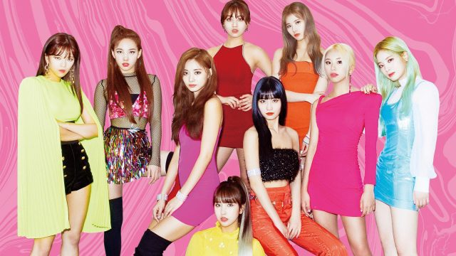 membros do Twice
