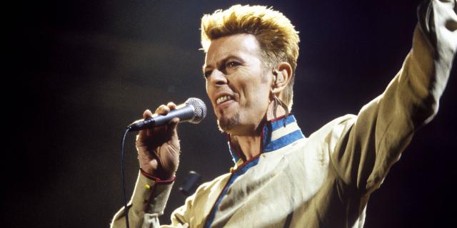 LiveAndWell.com, David Bowie