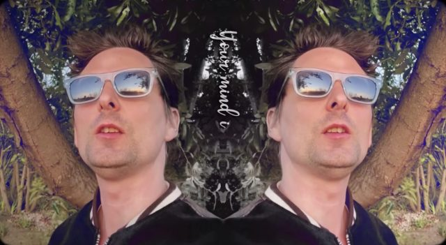 Tomorrow's World, Matt Bellamy