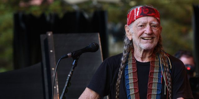 """I'm the Only Hell My Mama Ever Raised"", Willie Nelson"