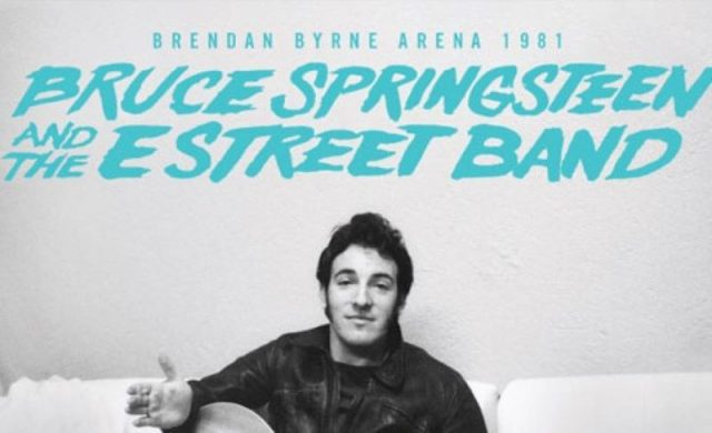 Brendan Byrne Arena 1981, Bruce Springsteen and The E Street Band