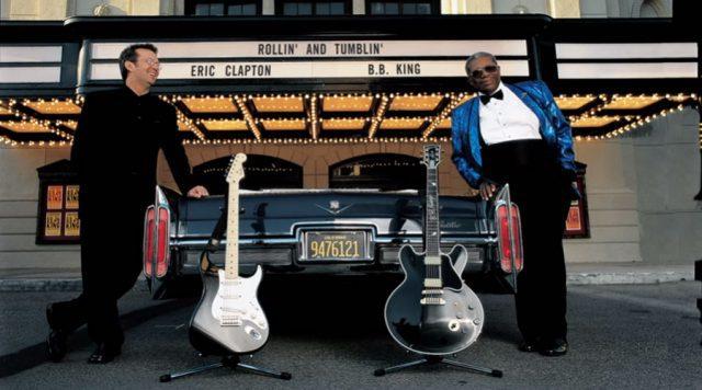 Rollin' and Tumblin', Eric Clapton e B.B. King