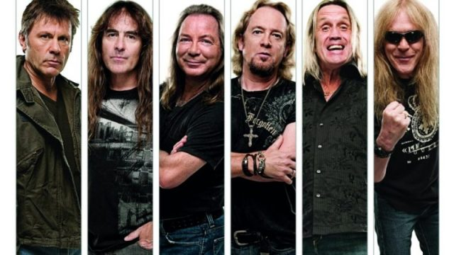 Somewhere in Brazil, the Brazilian Tribute to Iron Maiden