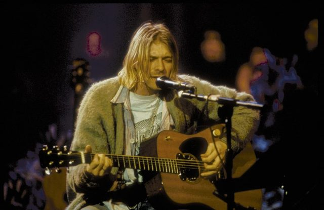 Violão de Kurt Cobain