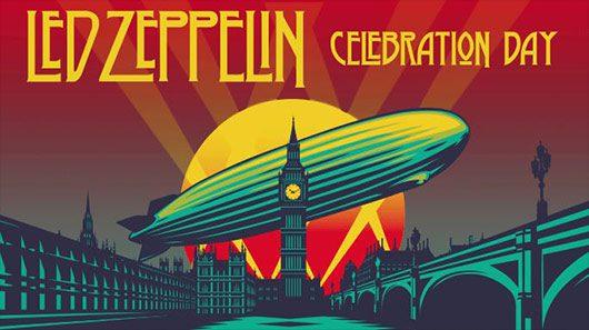 Celebration Day, Led Zeppelin