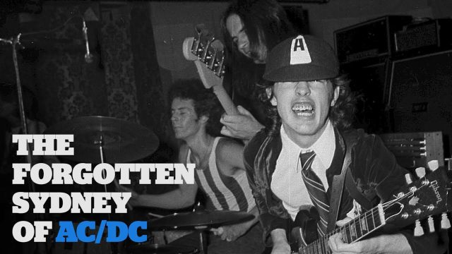 The Forgotten Sydney of AC/DC