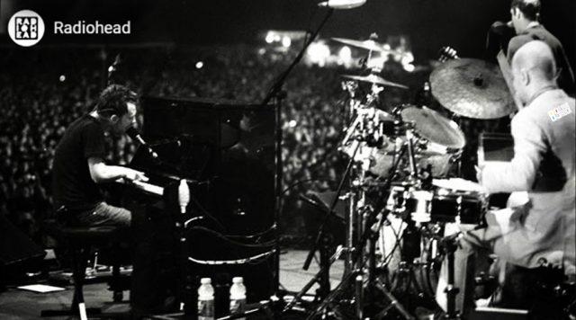 Radiohead Live at Bonnaroo