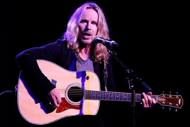 """Going to California"", Tommy Shaw"