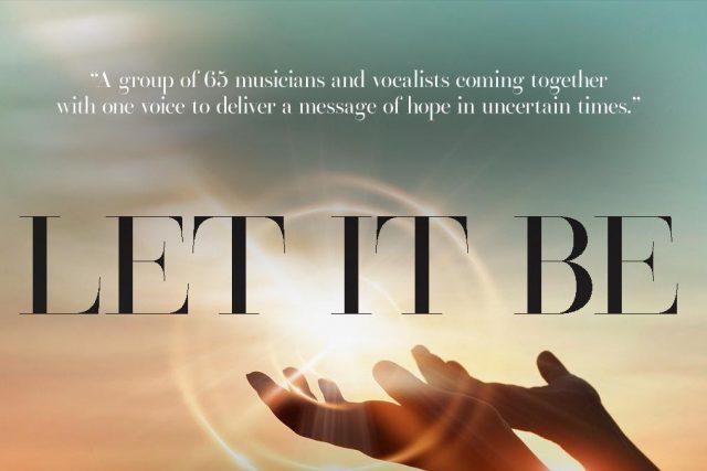 """Let It Be"", Soundcheck Live"