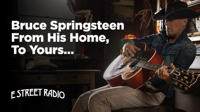 Bruce Springsteen, Radio E Street (SiriusXM)