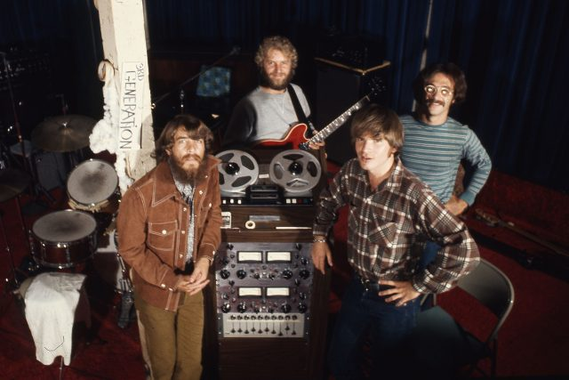"""Long As I Can See The Light"", Creedance Clearwater Revival"