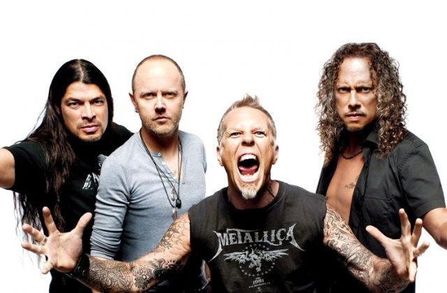 Desafio do Metallica