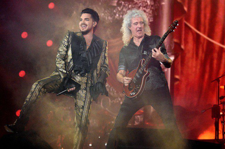 Queen + Adam Lambert Tour Watch Party