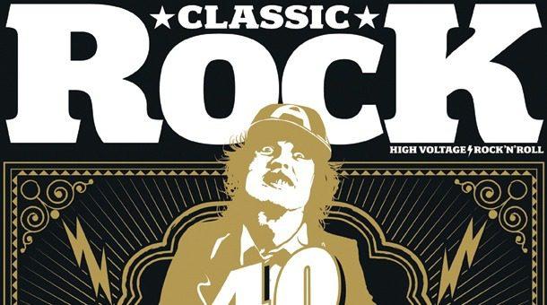 Revista Classic Rock