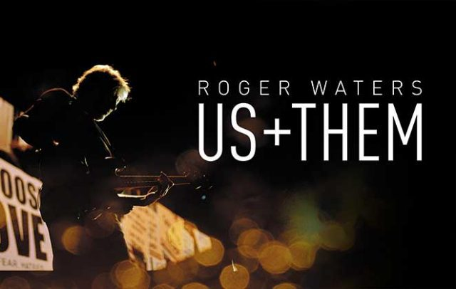Roger Waters Us + Them...