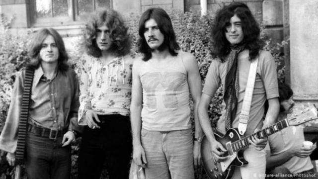 Criador da capa do 1º álbum do Led Zeppelin ganha milhões por seu trabalho, após mais de 50 anos