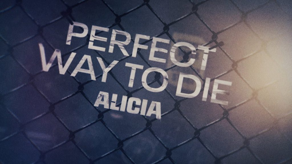 """Perfect Way To Die"", Alicia Keys"