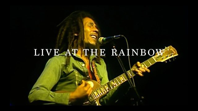 Bob Marley – Live at the Rainbow