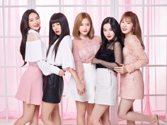 membros do Red Velvet
