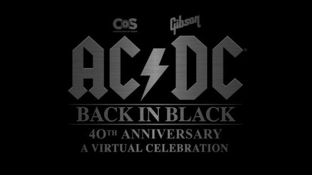 Back in Black 40th Anniversary: A Virtual Celebration