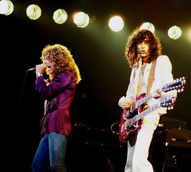 turnê do Led Zeppelin