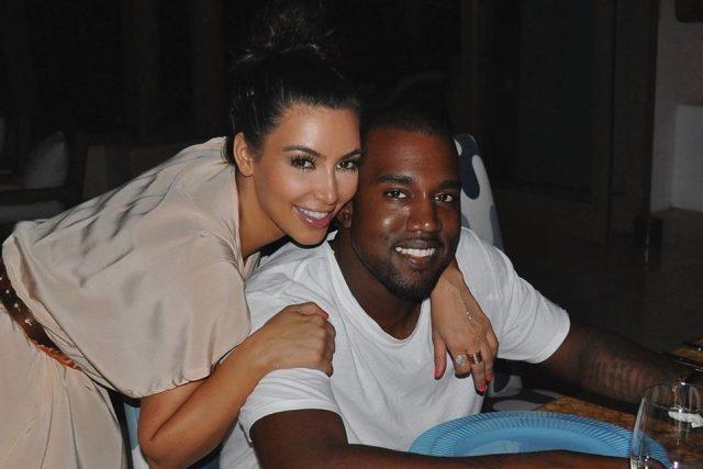 Kanye West diz que tenta se separar de Kim Kardashian